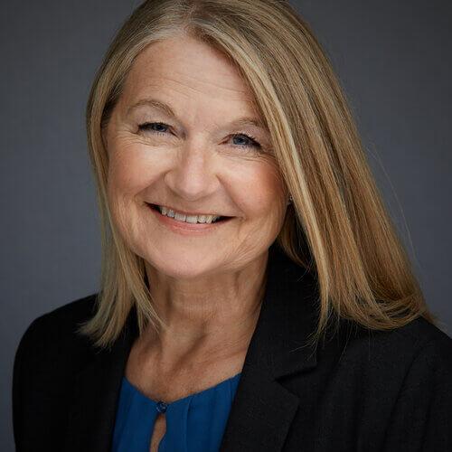 Headshot Photography - Frau mit sympathischer Austrahlung
